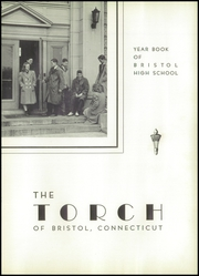 Page 9, 1941 Edition, Bristol High School - Torch Yearbook (Bristol, CT) online yearbook collection