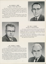 Page 11, 1958 Edition, Bristol High School - Torch Yearbook (Bristol, CT) online yearbook collection