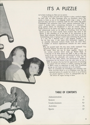 Page 7, 1958 Edition, Bristol High School - Torch Yearbook (Bristol, CT) online yearbook collection