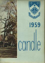 Page 1, 1959 Edition, Waterbury Catholic High School - Candle Yearbook (Waterbury, CT) online yearbook collection