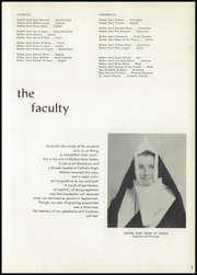 Page 11, 1959 Edition, Waterbury Catholic High School - Candle Yearbook (Waterbury, CT) online yearbook collection