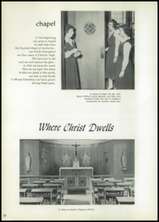 Page 14, 1959 Edition, Waterbury Catholic High School - Candle Yearbook (Waterbury, CT) online yearbook collection