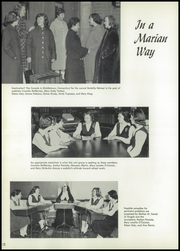Page 16, 1959 Edition, Waterbury Catholic High School - Candle Yearbook (Waterbury, CT) online yearbook collection