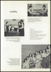 Page 17, 1959 Edition, Waterbury Catholic High School - Candle Yearbook (Waterbury, CT) online yearbook collection