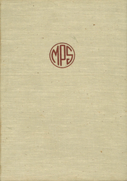 1953 Edition, Miss Porters School - Yearbook (Farmington, CT)
