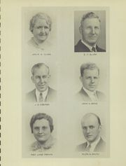 Page 11, 1937 Edition, Woodbury High School - Warrior Yearbook (Woodbury, CT) online yearbook collection