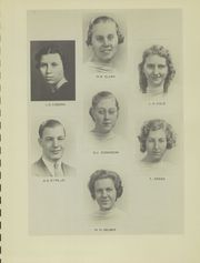 Page 15, 1937 Edition, Woodbury High School - Warrior Yearbook (Woodbury, CT) online yearbook collection