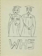 Page 5, 1937 Edition, Woodbury High School - Warrior Yearbook (Woodbury, CT) online yearbook collection