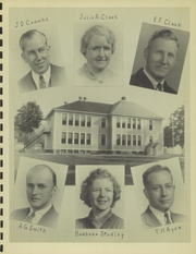 Page 11, 1939 Edition, Woodbury High School - Warrior Yearbook (Woodbury, CT) online yearbook collection