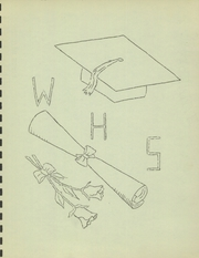 Page 5, 1939 Edition, Woodbury High School - Warrior Yearbook (Woodbury, CT) online yearbook collection
