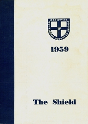 1959 Edition, Watkinson School - Shield Yearbook (Hartford, CT)