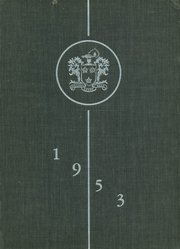 Page 1, 1953 Edition, Westover School - Coagess Yearbook (Middlebury, CT) online yearbook collection