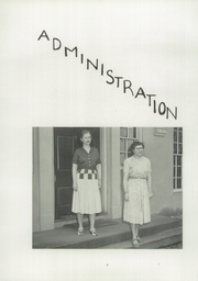 Page 10, 1953 Edition, Westover School - Coagess Yearbook (Middlebury, CT) online yearbook collection