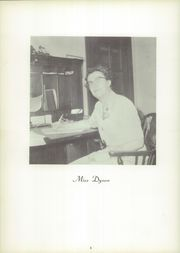 Page 10, 1956 Edition, Westover School - Coagess Yearbook (Middlebury, CT) online yearbook collection