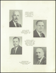 Page 11, 1955 Edition, Brunswick School - Brown and White Yearbook (Greenwich, CT) online yearbook collection