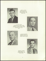 Page 13, 1955 Edition, Brunswick School - Brown and White Yearbook (Greenwich, CT) online yearbook collection