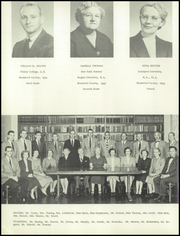 Page 14, 1955 Edition, Brunswick School - Brown and White Yearbook (Greenwich, CT) online yearbook collection