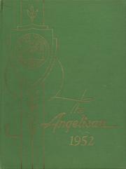 1952 Edition, Our Lady of the Angels Academy - Angelican Yearbook (Enfield, CT)