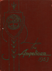 1953 Edition, Our Lady of the Angels Academy - Angelican Yearbook (Enfield, CT)