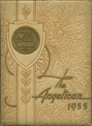 1955 Edition, Our Lady of the Angels Academy - Angelican Yearbook (Enfield, CT)