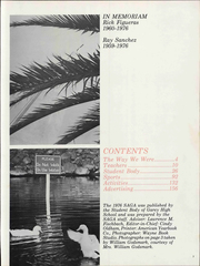 Page 9, 1977 Edition, Garey High School - Saga Yearbook (Pomona, CA) online yearbook collection