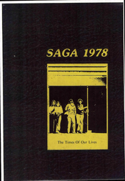 Page 1, 1978 Edition, Garey High School - Saga Yearbook (Pomona, CA) online yearbook collection