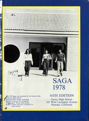 Page 7, 1978 Edition, Garey High School - Saga Yearbook (Pomona, CA) online yearbook collection
