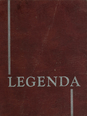 1938 Edition, Williams Memorial Institute High School - Legenda Yearbook (New London, CT)