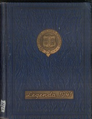1941 Edition, Williams Memorial Institute High School - Legenda Yearbook (New London, CT)