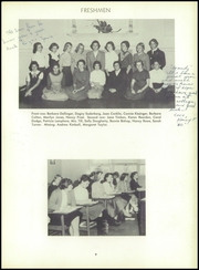 Page 13, 1957 Edition, Williams Memorial Institute High School - Legenda Yearbook (New London, CT) online yearbook collection