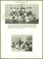 Page 14, 1957 Edition, Williams Memorial Institute High School - Legenda Yearbook (New London, CT) online yearbook collection