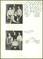 Page 16, 1957 Edition, Williams Memorial Institute High School - Legenda Yearbook (New London, CT) online yearbook collection