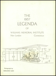 Page 5, 1957 Edition, Williams Memorial Institute High School - Legenda Yearbook (New London, CT) online yearbook collection