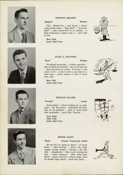 Page 16, 1951 Edition, Leavenworth High School - Tech Liber Yearbook (Waterbury, CT) online yearbook collection