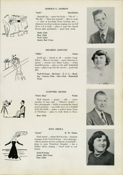 Page 17, 1951 Edition, Leavenworth High School - Tech Liber Yearbook (Waterbury, CT) online yearbook collection