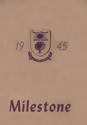 Page 1, 1945 Edition, Daycroft School - Milestone Yearbook (Greenwich, CT) online yearbook collection