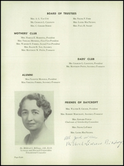 Page 10, 1945 Edition, Daycroft School - Milestone Yearbook (Greenwich, CT) online yearbook collection