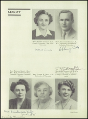 Page 13, 1945 Edition, Daycroft School - Milestone Yearbook (Greenwich, CT) online yearbook collection
