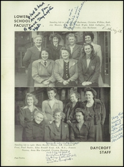 Page 14, 1945 Edition, Daycroft School - Milestone Yearbook (Greenwich, CT) online yearbook collection