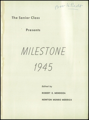Page 5, 1945 Edition, Daycroft School - Milestone Yearbook (Greenwich, CT) online yearbook collection