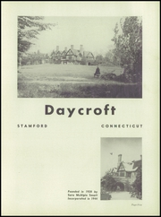 Page 7, 1945 Edition, Daycroft School - Milestone Yearbook (Greenwich, CT) online yearbook collection