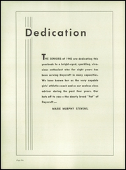 Page 8, 1945 Edition, Daycroft School - Milestone Yearbook (Greenwich, CT) online yearbook collection