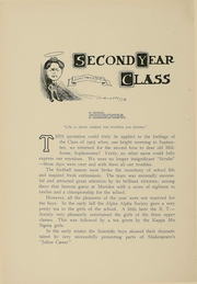 Page 11, 1905 Edition, New Haven High School - Elm Tree Yearbook (New Haven, CT) online yearbook collection