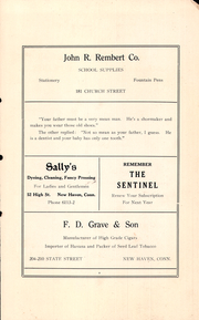 Page 7, 1920 Edition, New Haven High School - Elm Tree Yearbook (New Haven, CT) online yearbook collection