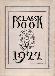 Page 5, 1922 Edition, New Haven High School - Elm Tree Yearbook (New Haven, CT) online yearbook collection