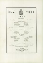 Page 14, 1947 Edition, New Haven High School - Elm Tree Yearbook (New Haven, CT) online yearbook collection