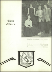 Page 10, 1956 Edition, Ellsworth High School - Yearbook (South Windsor, CT) online yearbook collection