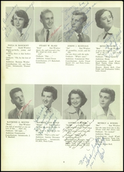 Page 12, 1956 Edition, Ellsworth High School - Yearbook (South Windsor, CT) online yearbook collection