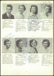Page 15, 1956 Edition, Ellsworth High School - Yearbook (South Windsor, CT) online yearbook collection