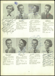 Page 16, 1956 Edition, Ellsworth High School - Yearbook (South Windsor, CT) online yearbook collection